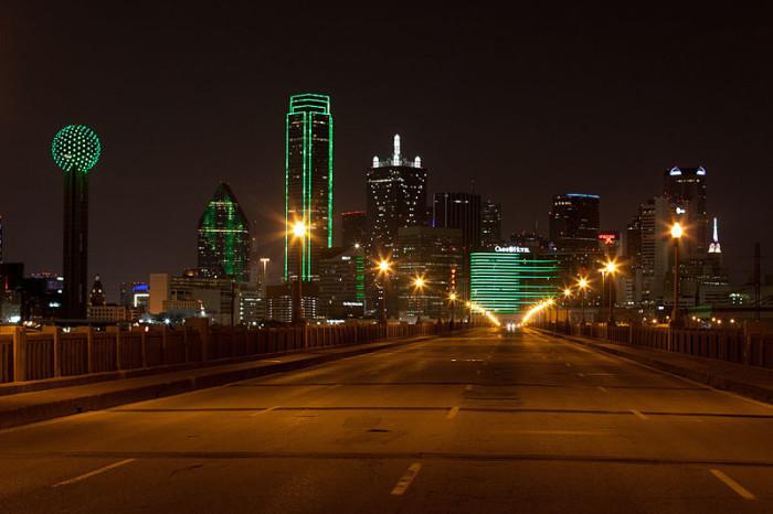 4) Dallas