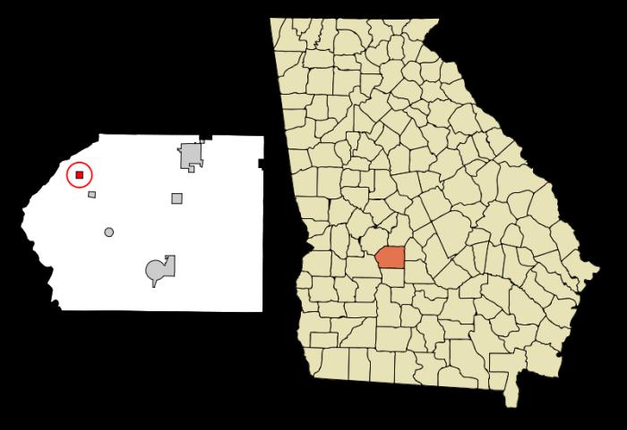 9. Dooling, Georgia