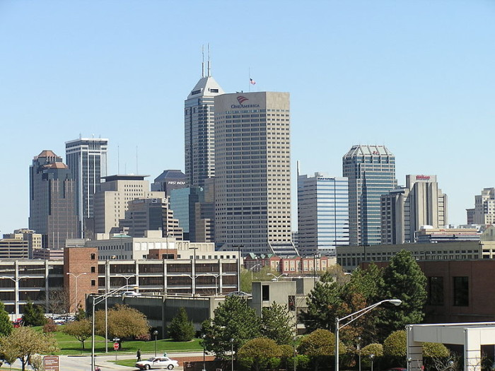 3. What is the only thing that grows in Indianapolis and Fort Wayne?