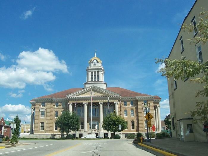 8. Dubois County