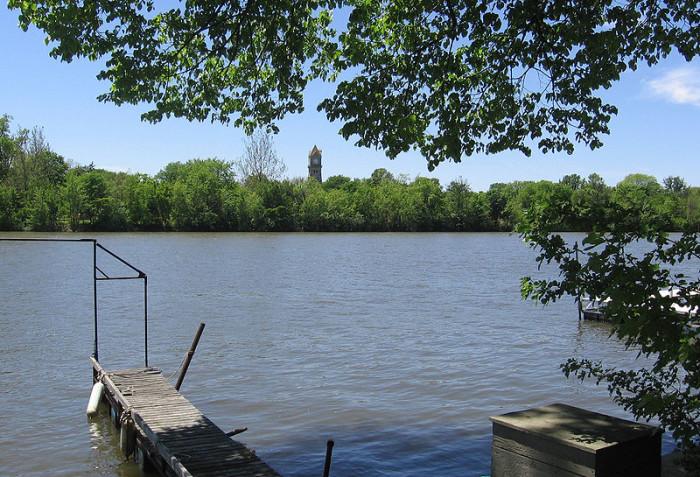 8. Kankakee River