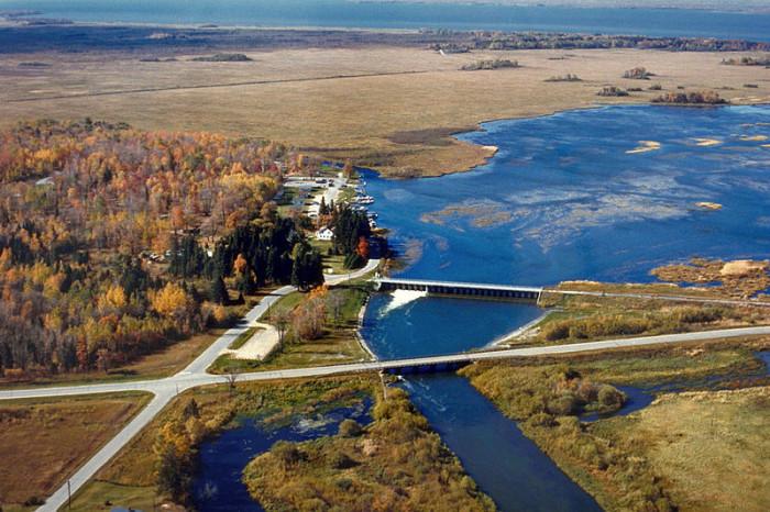 4. Federal Dam