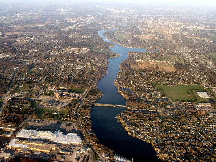 7.  St. Joseph River