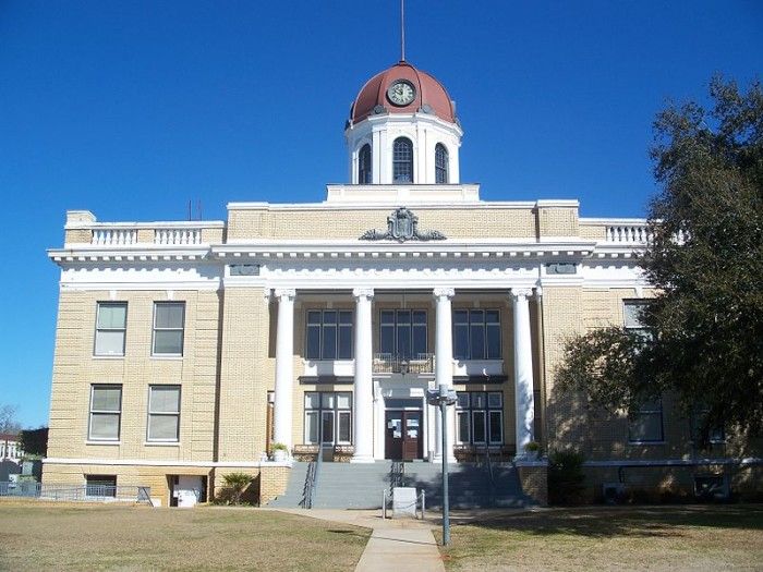 3. Gadsden County: 48.54 / 10,000 residents