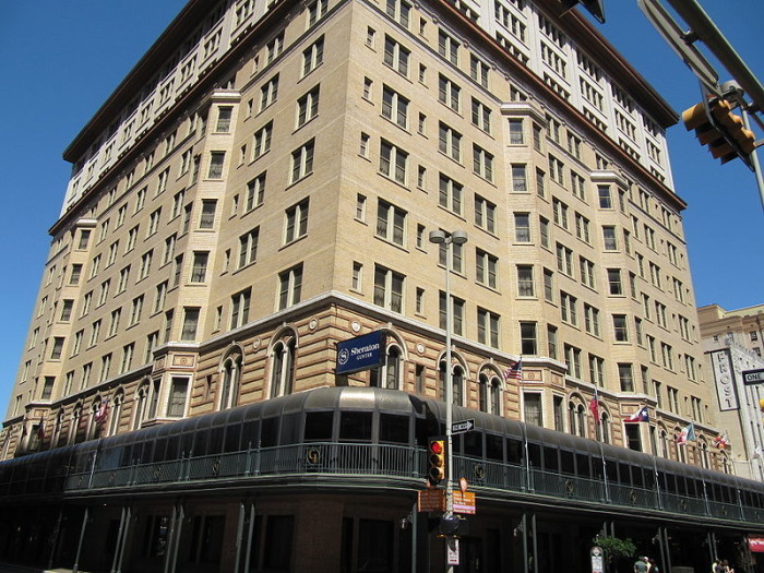 5) Ghost of Room 636 at the Sheraton Gunter Hotel
