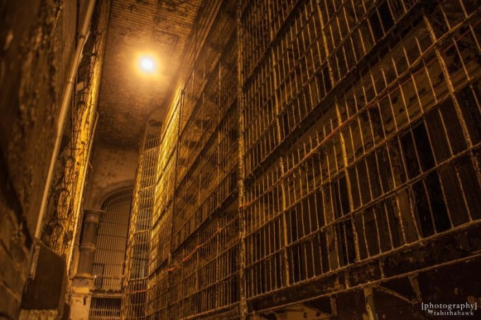 1. The Ohio State Reformatory and the Haunted Prison Experience (Mansfield)
