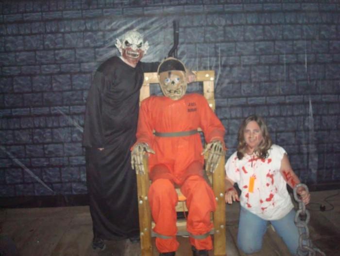 6. The Dark Zone Asylum, Brandon