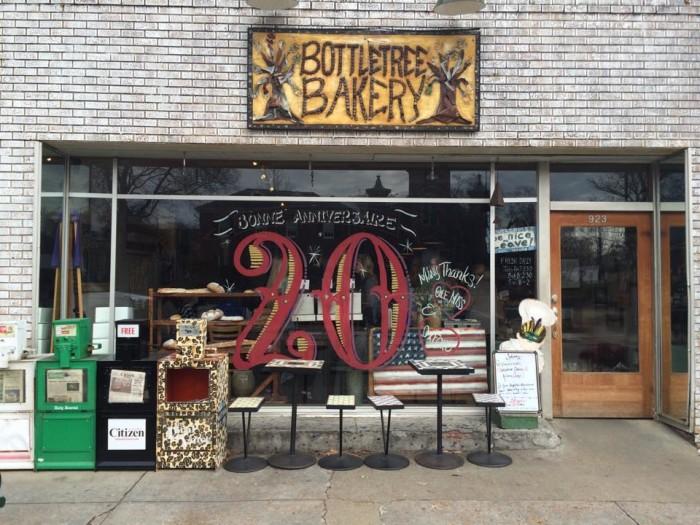 8. Bottletree Bakery, Oxford