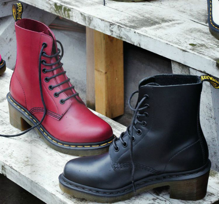 9. We go shopping for new boots. You can never have enough winter footwear.