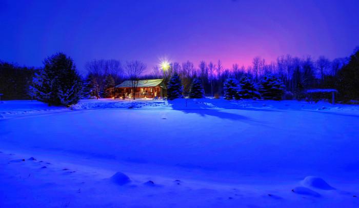 1) But despite all the fuss, I still love me a Michigan winter wonderland.
