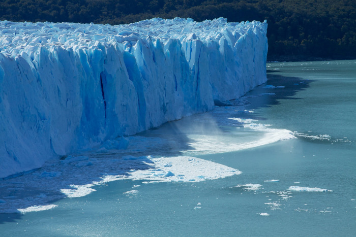 3) Melting Glaciers