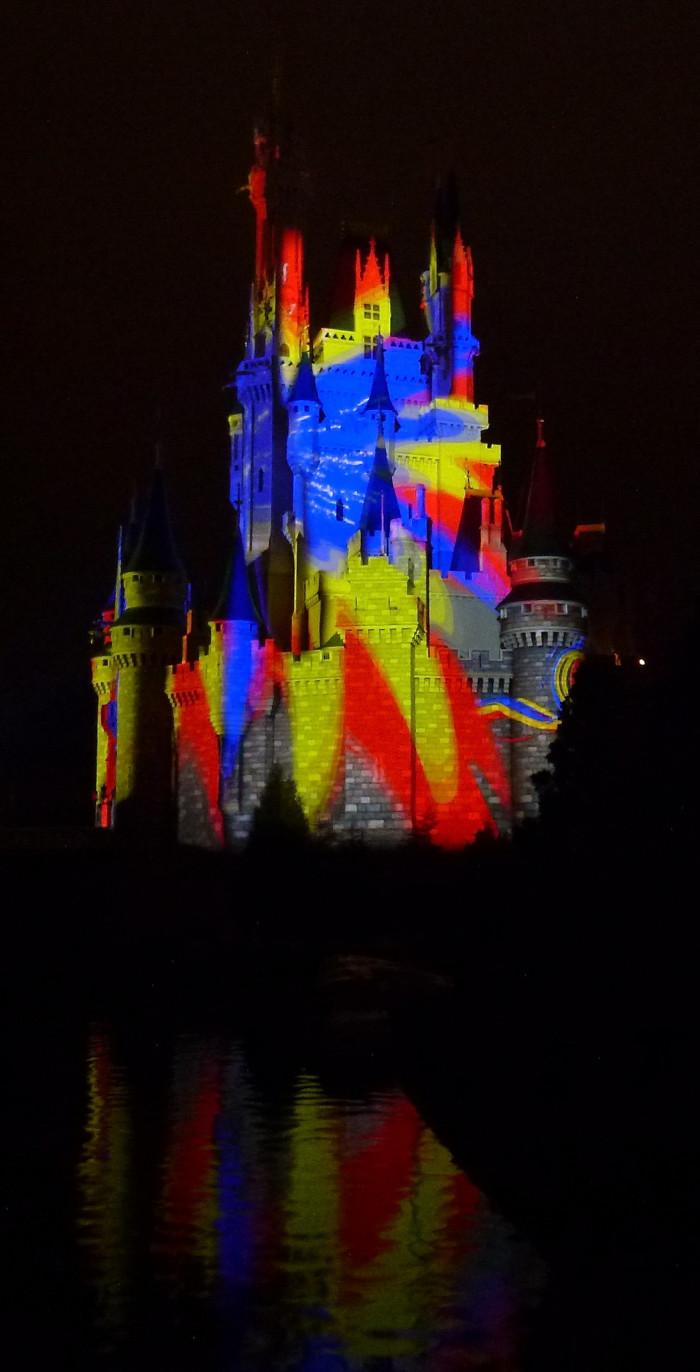 3. Cinderella's Castle