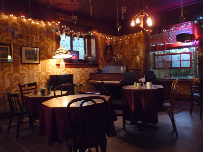 7. The Rimsky-Korsakoffee House