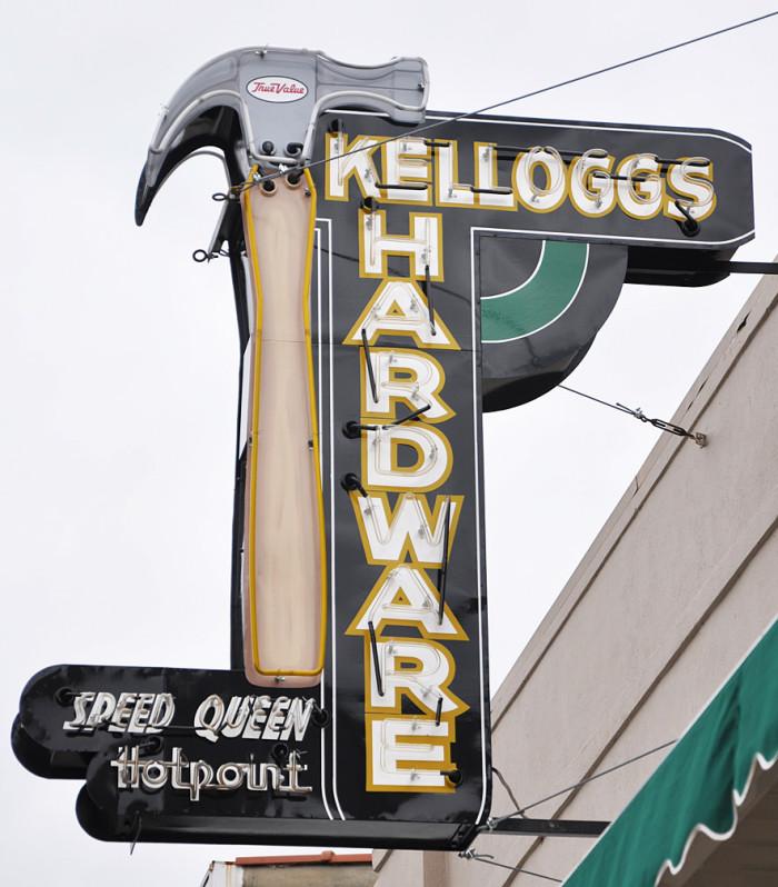8. Kelloggs Hardware, West Point