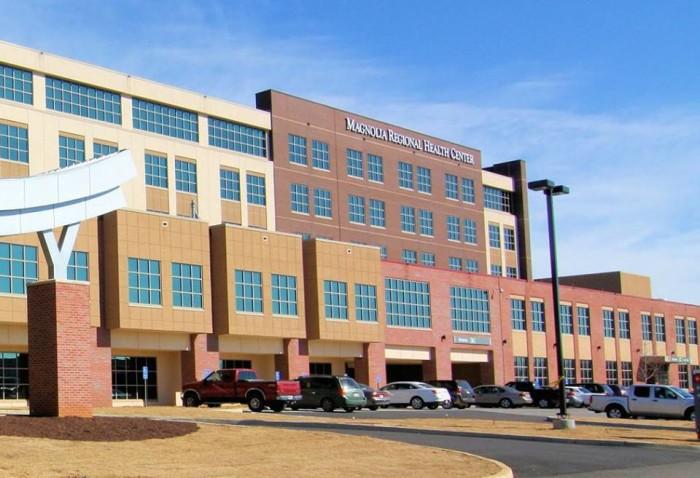 9. Magnolia Regional Health Center, Corinth
