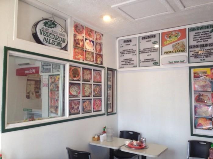 9) Amina Pizzeria, Honolulu