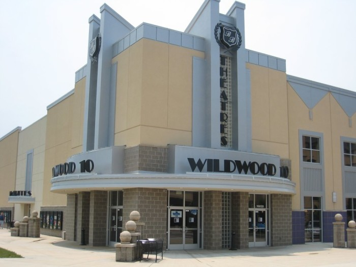 9. B&B Theaters, Wildwood 10, Wildwood