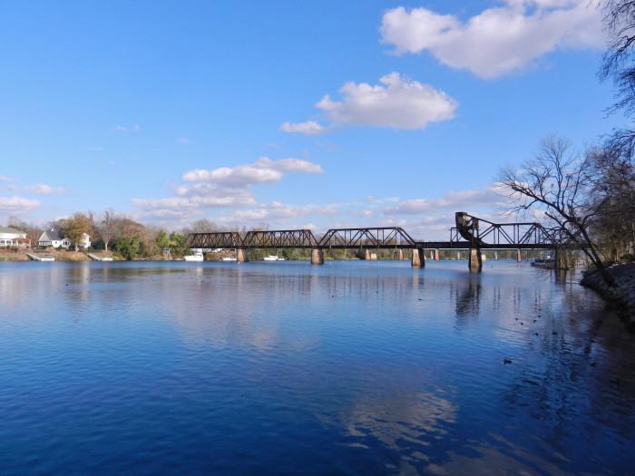 9. Savannah River - Savannah, Georgia