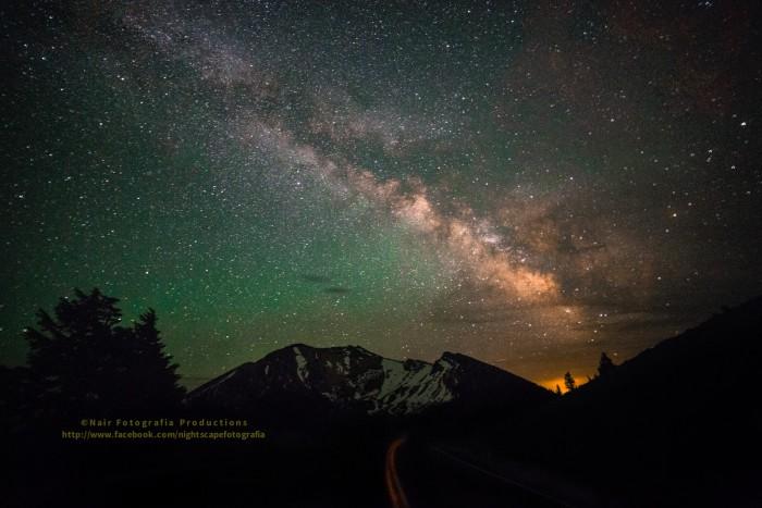 4) A nighttime shot by Nair Sankar.