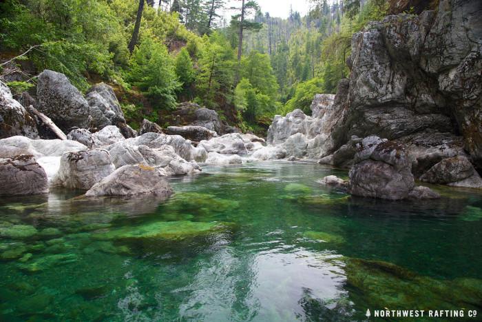 5) Chetco River