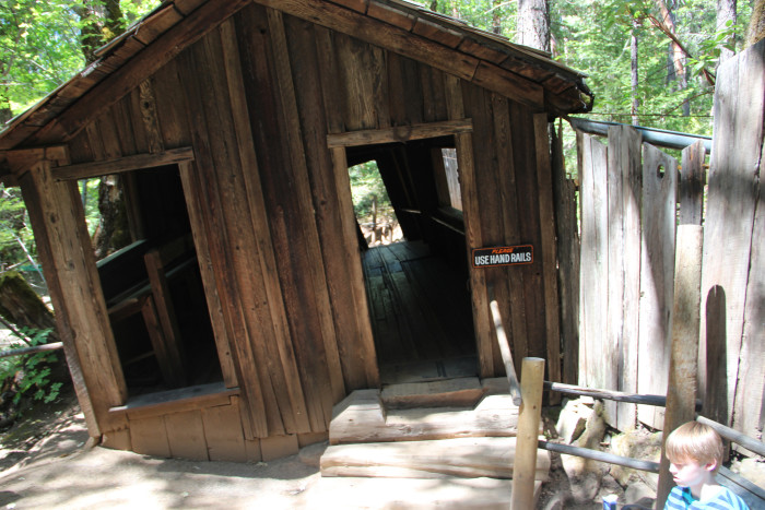 The Phenomenal Oregon Vortex And House Of Mystery