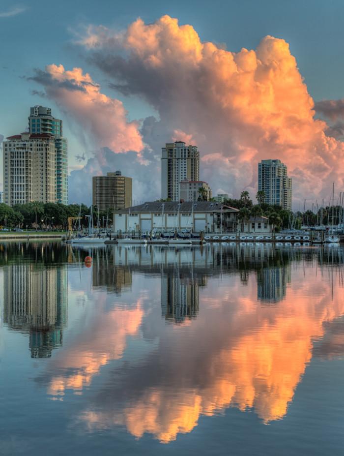 6. St. Petersburg