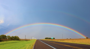 Amazing! These 12 Rainbows Captured In Texas Will Leave You Speechless