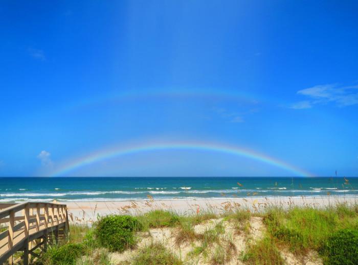 10. Crescent Beach, St. Johns County