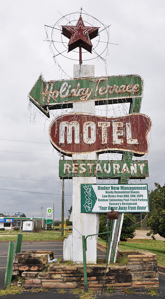 9. Holiday Terrace Motel, Houston