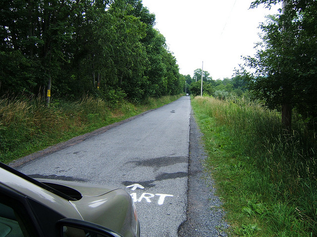 3. Gravity Hill in Bedford