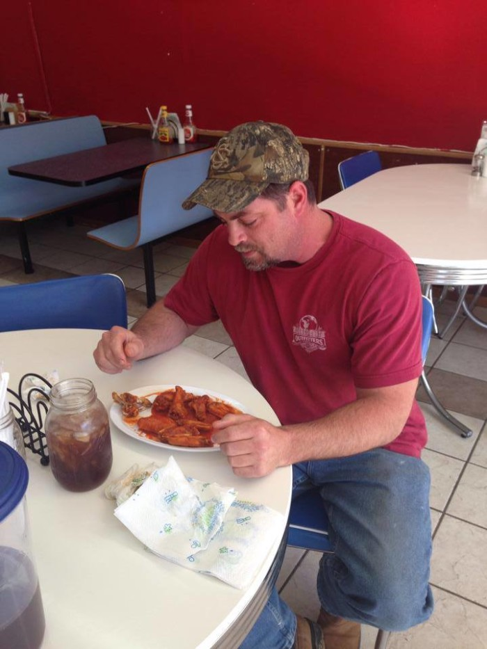 """Oh! But wait. There's more! A Better Burger """"Scorpion Wings Challenge"""