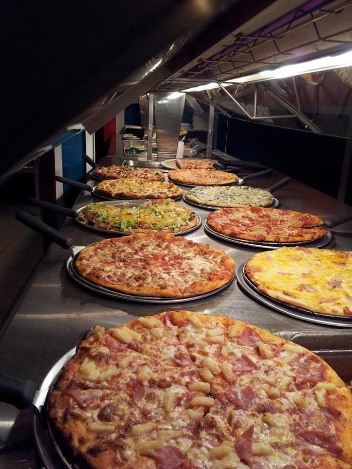 3. Little Texas Pizza Buffet - Athens, AL