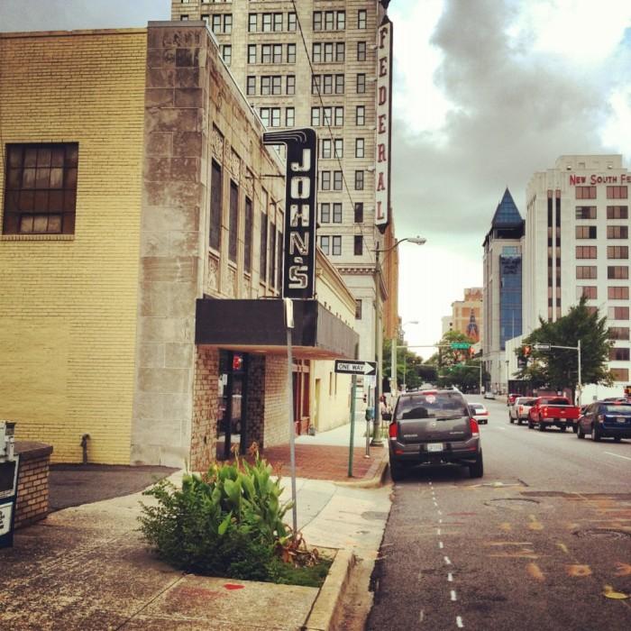 1. John's City Diner - Birmingham, AL