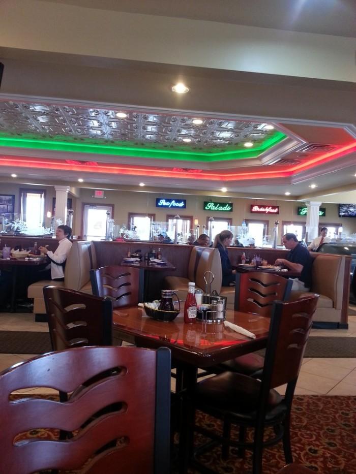 2. City Cafe Diner - Huntsville, AL