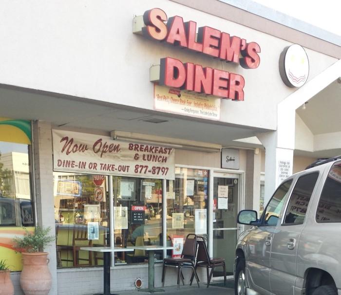 7. Salem's Diner - Homewood, AL