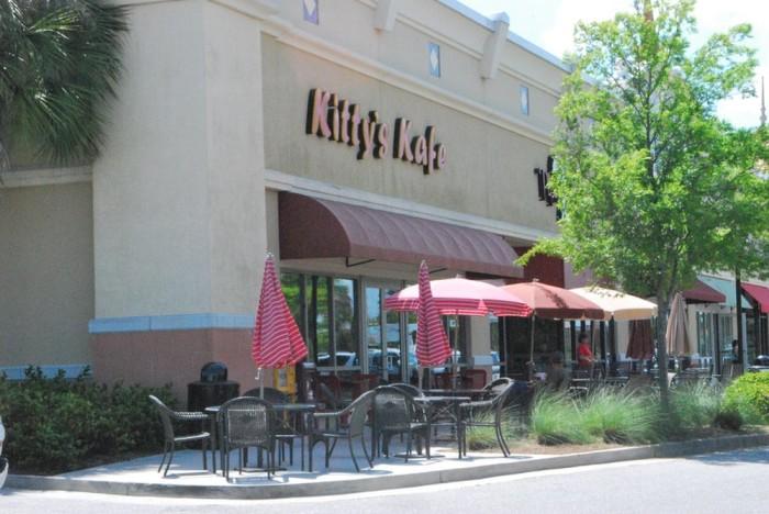 6. Kitty's Kafe - Gulf Shores, AL