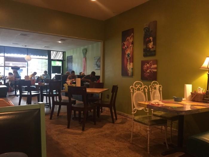 10. Buck's Diner - Fairhope, AL