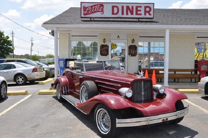 8. Little Diner - Huntsville, AL