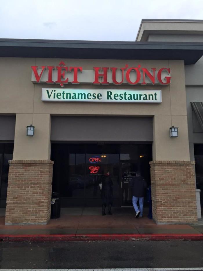 6. Viet Huong - Huntsville, AL
