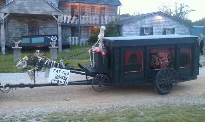 facebookarx mortis at ghosthill haunted attraction in killen alabama - Halloween Attractions In Alabama