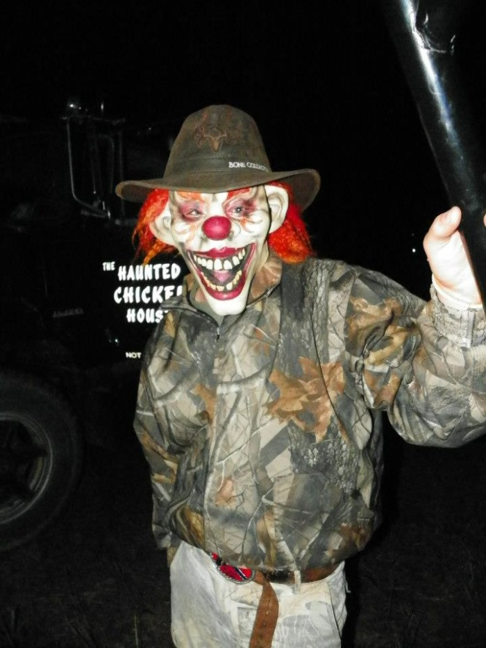 these 9 haunted houses in alabama will terrify you in the best way - Halloween Attractions In Alabama