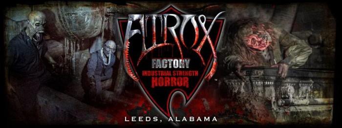 9. ATROX Factory - Leeds