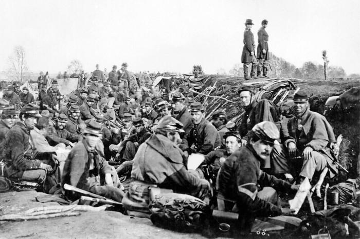 5. The telegram that began the Civil War was sent from Alabama.