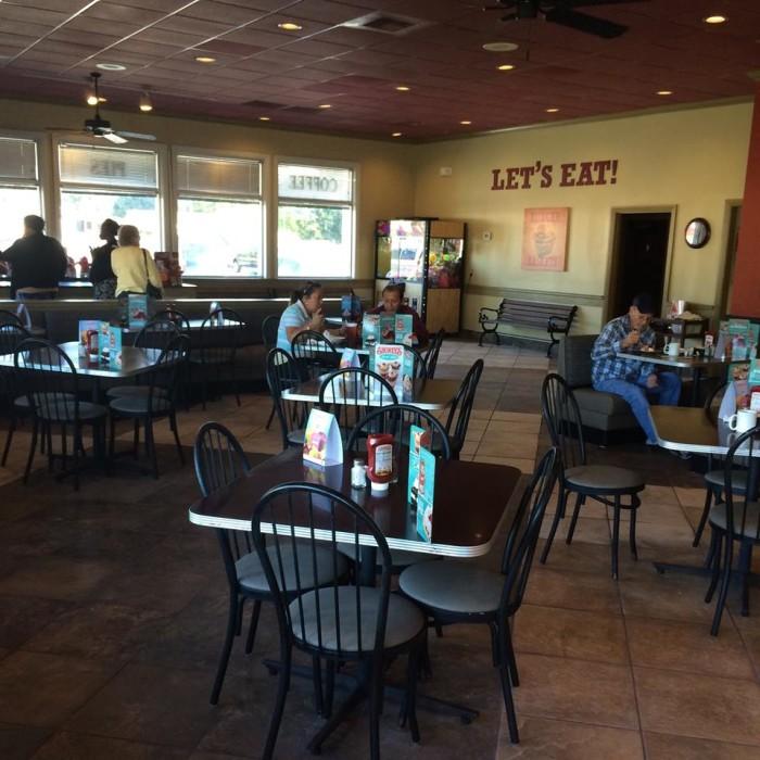 Restaurants In Alabama Where Kids Eat Free