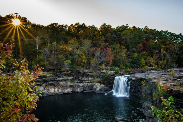 10. This picture-perfect photo was captured at Little River. INCREDIBLE!
