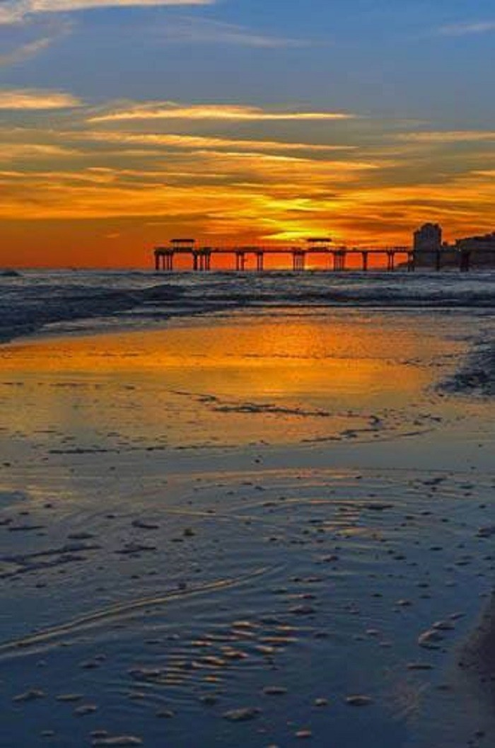 3. Orange Beach is such a beautiful place, and this photo further proves it. BREATHTAKING!