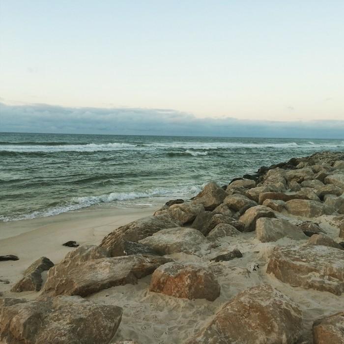 4. A calming view of Alabama Point in Orange Beach, Alabama.