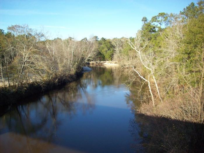 Most Beautiful Rivers In Alabama