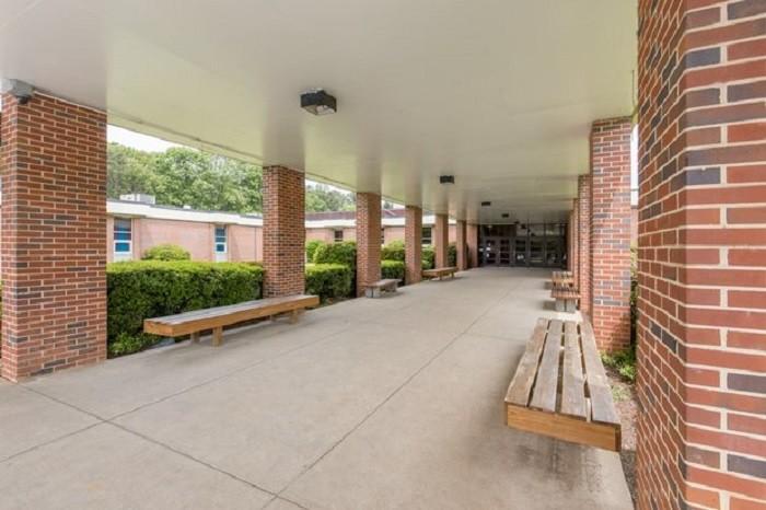 10. Bottenfield Middle School - Adamsville