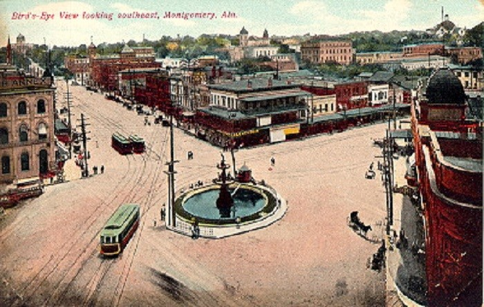 5. You've seen them in larger cities like San Francisco, but you might not be aware that the world's first electric trolley system was introduced in Montgomery, Alabama. Had it not been for this special type of transportation, there would've been a lot of walking across town. Automobiles weren't around back then (1886).